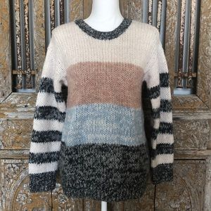 AMERICAN EAGLE CHUNKY KNIT SWEATER S NEW